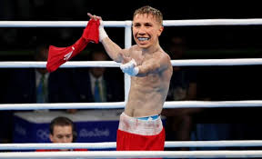 michael conlan comes up with new slogan for boxing judge adalaide