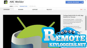 keylogger for android apk how to run android apk keyloggers on chromebook using arc welder