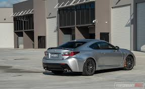 2018 lexus rc f review 2017 lexus rc f review video performancedrive