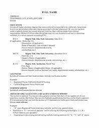 Resume For Triage Nurse Nurse Educator Resume Resume Cv Cover Letter
