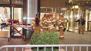 Trump Tower Inside Suspicious Powder Mailed To Trump U0027s Nyc Campaign Office Police