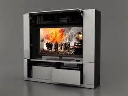 meuble tv caché formidable meuble cache tv ecran plat 11 ricoo meuble tv design