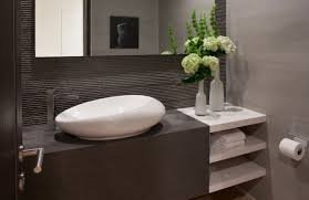 sink stunning powder room sink top 10 bathroom design trends