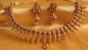 kerala style earrings buy beautiful antique pearl kerala style necklace set dj00544 online