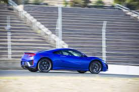 acura supercar 2017 acura nsx becomes the most expensive car built in the u s