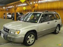 1999 subaru forester interior 1999 subaru forester s in silverthorn metallic 726121
