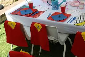 Superman Birthday Party Decoration Ideas Superheroes Birthday Party Calling All Princesss Superheros