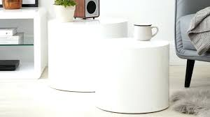 High Gloss Side Table Side Table White Coffee Tables White Gloss Coffee Table High