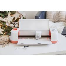 cricut explore one design and cut system coral bundle walmart com