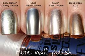 layla mirror effects part 2 more nail polish