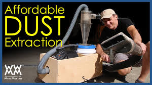 affordable dust collection for the home workshop youtube