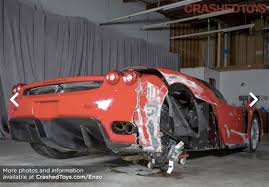 crashed for sale crashed enzo for sale 04