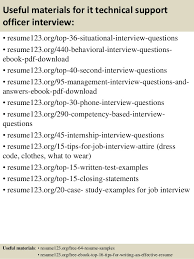 free resume sles for technical support 100 images tech resume