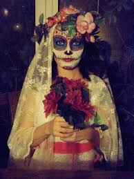 Day Of The Dead Halloween Makeup Ideas 20121102 144845 Jpg Halloween Pinterest Dead Bride Costumes