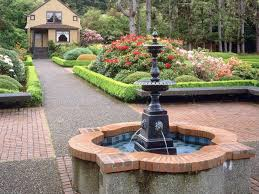 Outdoor Yard Decor Ideas Amazing Decor Outdoor Garden Fountains