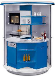 kitchen design concepts kitchen blue revolving circle compact small kitchen