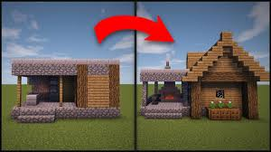 how to remodel a house minecraft how to remodel a village blacksmith things to make