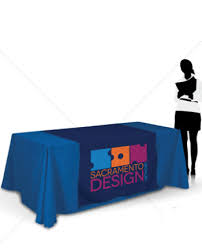 Trade Show Table Runner Tradeshow Stuff Com Trade Show Displays Table Covers Banners