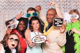 my party photo booth