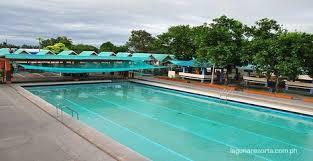 cuyab spring resort private swimming pool