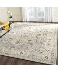 Wool Area Rugs Amazing Deal On Safavieh Heritage Collection Hg866a Handcrafted