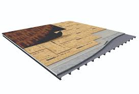 advantech panels ideal for two layer floating subfloor