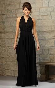 robe noir pour un mariage robe longue mariage le pouvoir de la mode