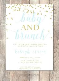baby shower lunch invitation wording lovely baby shower invitation honoring and and baby shower