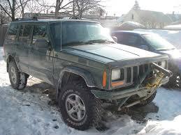 1989 jeep wagoneer lifted snow plow for xj u0027s jeep cherokee forum