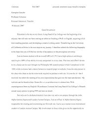 free college essay samples college essay examples of a personal statement dottiehutchins com awesome collection of college essay examples of a personal statement for free download