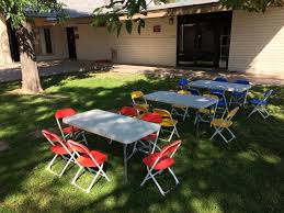 Kids Patio Table by Tables Chairs Rentals Phoenix Az