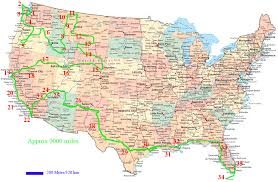 road trip map of usa northeastern states road map 1up travel historical maps of united