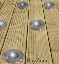 solar decking lights garden lighting ebay