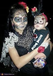 sugar skull costume de los muertos sugar skulls costume