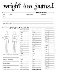 printable weight loss diet chart bullet journal weight loss challenge