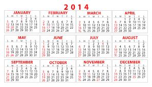 calendars templates 1 5x7 calendars template