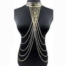 cheap necklace stores images 69 best body chains images body chains body chain jpg