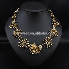 big necklace sets images Big brand ethnologic necklace design heavy look diamond necklace jpg
