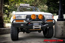 toyota land cruiser bumper slee road land cruiser bumper review road com