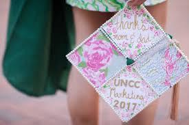 pink graduation cap pastel n pink 6 tips on decorating your graduation cap