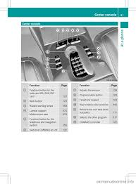 mercedes benz s class 2013 w221 service manual
