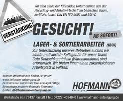 Wertstoffhof Bad Aibling Hofmann Entsorgung