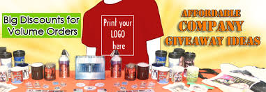 personalized company giveaways promotional items customized