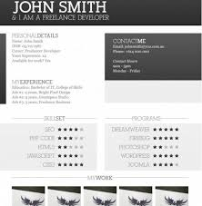 Web Design Resume Template Web Designer Business Resume Template Welovesolo