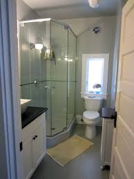 interior small bathrooms with shower in inspiring small bathroom