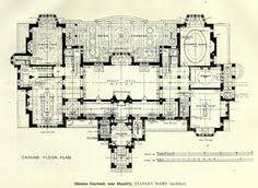 chateau floor plans project for the château de courteuil chantilly house floor