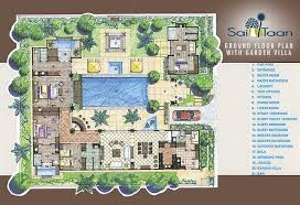 villa floor plan floor plans sai taan phuket property