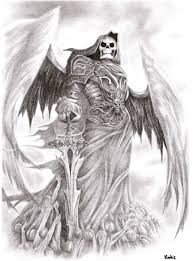 angel of death tattoo free download angel of death by katie 13th