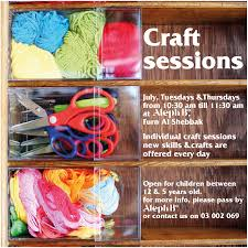 kids craft classes lebtivity