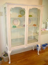 china cabinet like the lines queen ann legs prefer the wood to